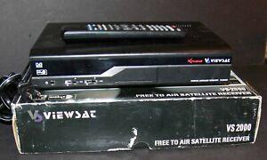 Digital Satilite Receiver Viewsat VS2000 with Remote