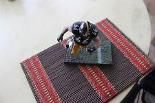 ALAN FANECA, NFL 16, BLACK JERSEY LOOSE MCFARLANE, PITTSBURGH STEELERS