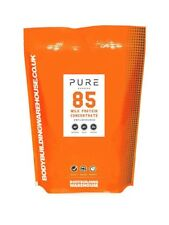 Puro Leche Polvo Proteínas Concentrarse Caseína & Suero para Batidos 1kg sin