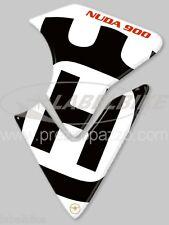 TANKSCHUTZAUFKLEBER 3D Gel Tank kompatibel für Motorrad HUSQVARNA NUDA 900