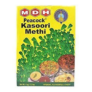 Mdh Methi Leaves 100G (PACK OF 2)