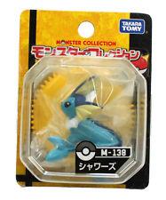 NEW Takaratomy Monster Collection Pokemon Figure - M-138 - Vaporeon / Showers