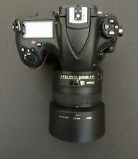 Used, Genuine Nikon D810 w/ Nikon 85mm 1.8G lens & MB-D12 Battery Grip
