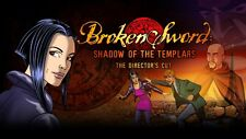 BROKEN SWORD 1: DIRECTOR'S CUT - Steam chiave key - Gioco PC Game - ROW