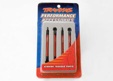 Traxxas 7118X Traxxas Aluminum Push Rods (Red) (4)