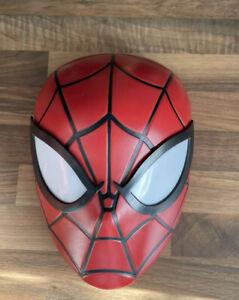 Marvel Avengers Spider-Man Face  Night Light Wall Mounted 3D  FX