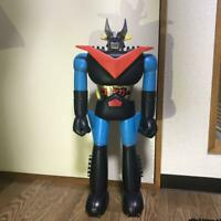 JUMBO MACINEDER GREAT MAZINGER TOY FIGURE VINTAGE JAPAN COLLECTIBLE POPY F/S
