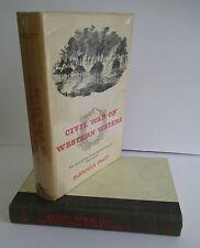 CIVIL WAR ON WESTERN WATERS by Fletcher Pratt, 1956 in DJ, Illustrated