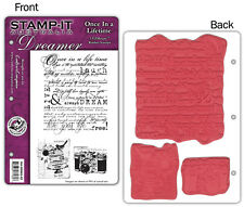 Stamp-It EZMount Stamp Set - Once In a Lifetime Rrp31.60