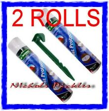 PREMIUM GARDEN FROST PROTECTION FLEECE 2 ROLLS + PEGS