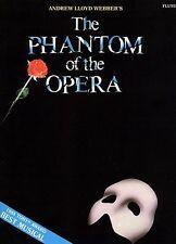 PHANTOM OF THE OPERA - FLUTE SHEET MUSIC BOOK *NEW*