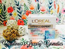 L'OREAL💐 Paris Wrinkle Expert 35+ Anti-WrinkleHydrating Cream Day 50ml 💐NEW