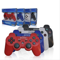 Six-axis Dual Shock 3 Wireless Bluetooth Game Controller for PlayStation 3