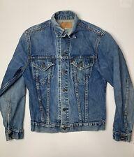 levis denim jacket medium vintage