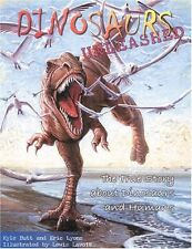Dinosaurs Unleashed # Kids Book Creation Butt Lyons Christian Hardcover NEW