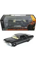 Soprannaturale Chevrolet Impala 1967 Sport Berlina 1:64 scala auto Greenlight TV