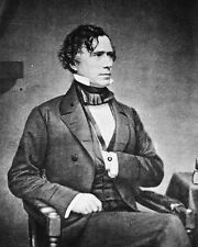New 8x10 Photo: Franklin Pierce, 14th President of the United States