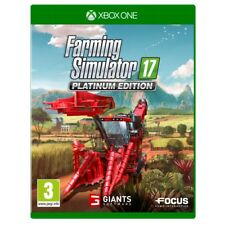Farming Simulator 17 Platinum Edition Xbox One Game