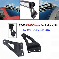 Mounting Bracket For 50/52/53 inch Curved LED Light Bar Fit For 07-14 Chevy GMC