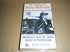 VHS The Adventures of BARRY McKENZIE Rare M15+ movie on VHS