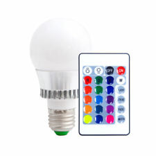 Kwi Remote Controlled 16 Rgb Color Changing Led Bulb (2627) w/ Remote Control