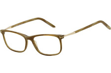 e23691f3dcb Authentic TOM FORD 5398 - 062 Eyeglasses Brown Horn  NEW  55mm