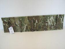 BRITISH ARMY HIP PAD HIPPO PADDED WEBBING BELT IN MULTICAM - 100% BRITISH MADE
