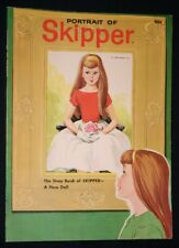 Portrait of Skipper 1964 Barbie Mattel Doll Story