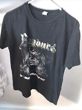 Beyonce Formation World Tour Tee 2016 Prince Tribute On Back Sz M💯✅😇
