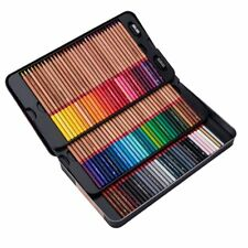 MEEDEN 100 Colored Pencils with Tin Case for Coloring Book, Premium Quality New