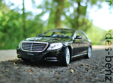 WELLY 1:24 Mercedes-Benz S500 S-CLASS Car Model Collection Gift