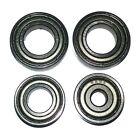 Replacement JAMARA 031379 4 Bearings Ball Roto 50 Gp Hole 5-8- (2) 3 7/8in