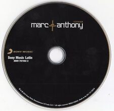 "MARC ANTHONY ""ICONOS"" RARE EUROPEAN CD AS NEW / JENNIFER LOPEZ - J.LO"