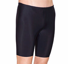 New Men's Black Swim Competition/Training Jammer Sizes 36 / Jammers