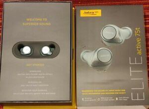 Jabra Elite Active 75t True Wireless In-Ear Headphones - Mint