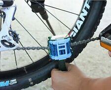 Hot Cycling Bike Bicycle Chain Cleaner Multi Tool Set Flywheel Clean Wash Kit