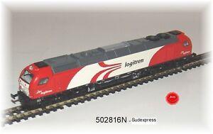 Sudexpress 502816N -  Diesellok EURO 4000 Logitren 335.028