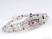 Mechanische Armbanduhren (Handaufzug) mit Uhr für Damen