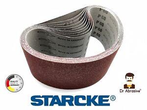 Sanding Belts 100 x 915mm 4'' x 36'' Belt Sander 100x915mm STARCKE Grit 40-400