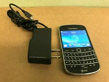 AT&T RIM BlackBerry Bold Touch 9900 8GB  with Camera Smartphone Black