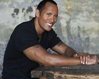 The Rock Dwayne Johnson 8x10 Photo #39