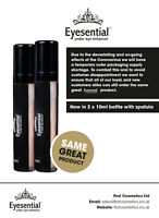 Eyesential wrinkle and eye bag remover available in 2 x 10ml bottles