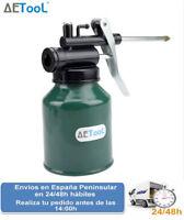 Pistola aerografo para aceite engrase coches autos puertas (Envio express)