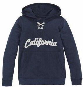 Kinder Kapuzen Sweatshirt von Arizona Gr. 176/182 marine Jungen und Mädchen