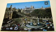 Spain Madrid La Cibeles y Calle de Alcala 203 Dominguez - used 1986