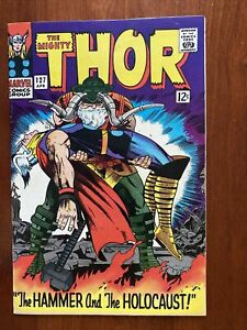 Thor #127 (1966) VF 8.0 1st Appearance Pluto And Hippolyta  🔥HIGH GRADE🔥