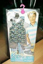 Mattel Barbie Doll Fashionistas Ken Fashion Pack Ken clothes Outfit New