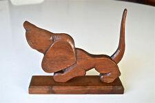 Oak 1900-1940 Antique Wooden Carved Figures & Models
