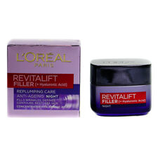 L'Oreal Revitalift Filler Hyaluronic Acid Anti-Ageing Night Cream 50ml
