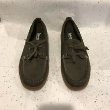 Timberland Boat Shoe Green Casual Shoes